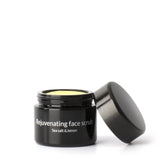 Bottega Organica Rejuvenating Face Scrub - Sea Salt and Lemon - 1.7oz/ 50ml