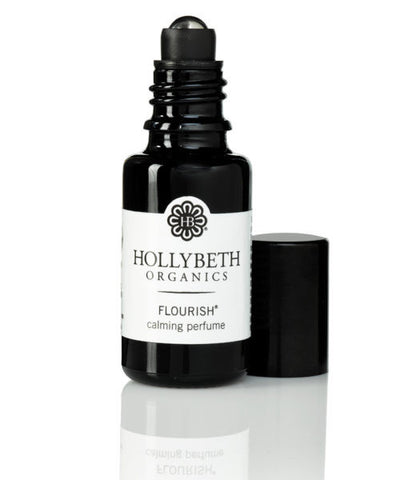 HollyBeth Organics Flourish Calming Perfume