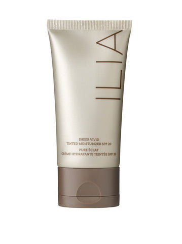 ILIA Beauty Sheer Vivid Tinted Moisturizer SPF 20