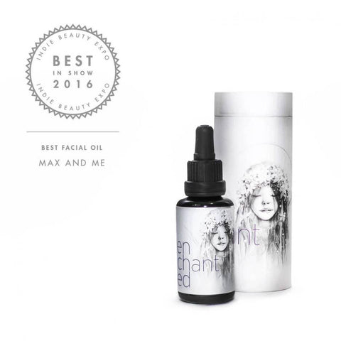 Max and Me Facial Oil Blends - Samples
