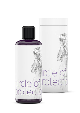 Max and Me Circle of Protection Body Oil Blend