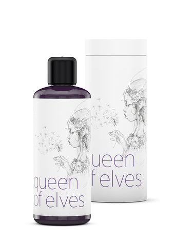 Max and Me Queen of Elves Body Oil Blend