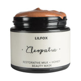 Lilfox Cleopatra Restorative Milk Honey Beauty Mask Square