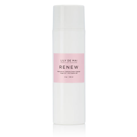 LILY DE MAI Renew Restorative Calming Cream Cleanser