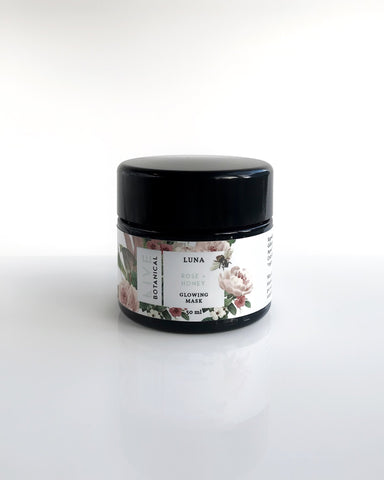 Live Botanical Luna Glowing Mask