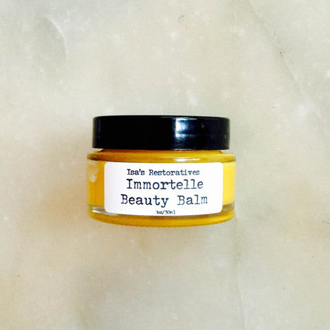 Isa's Restoratives Immortelle Beauty Balm