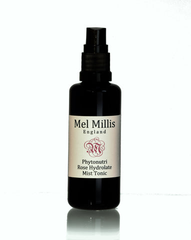 Mel Millis Phytonutri Rose Hydrolate Mist Tonic 50 ml