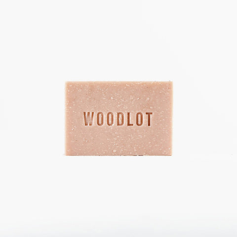 Woodlot Soap Bar - Amour