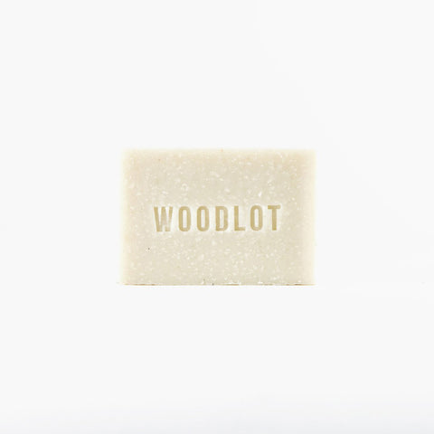 Woodlot Soap Bar - Cinder