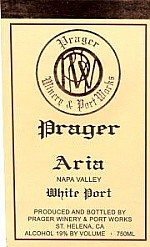 Prager Aria White Port