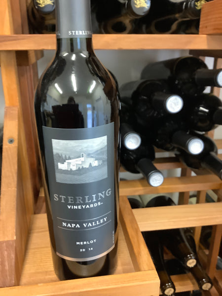 Sterling Vineyards Merlot 2014