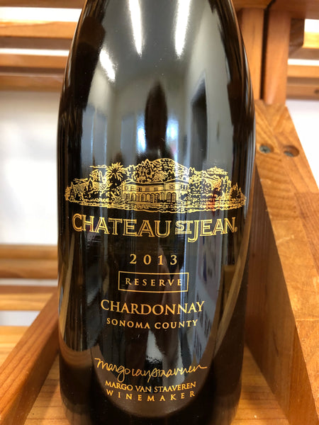 Chateau St Jean 2013 Reserve Chardonnay
