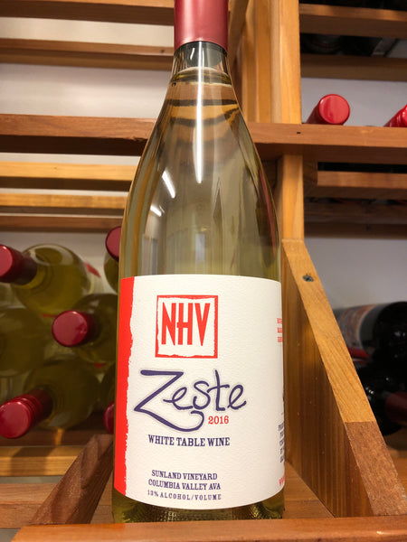 NHV Zeste White Table Wine 2016