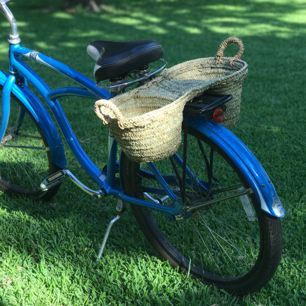 French Market Bicycle Basket