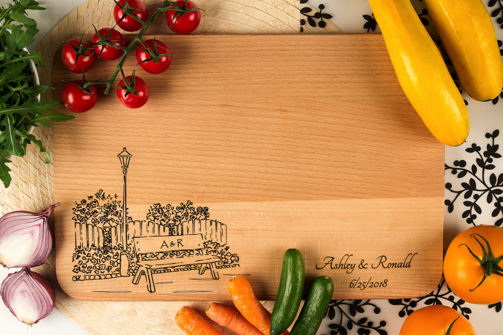 How to care for your wooden cutting board?