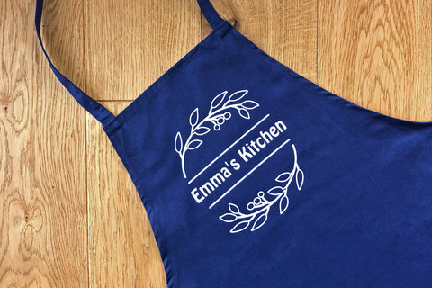 Personalized Apron - Housewarming Gift