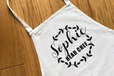 Custom Aprons for Women - Mothers Day Gift
