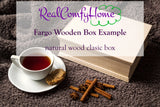 A Home Is Made Of Love And Dreams - Personalized Wooden Box