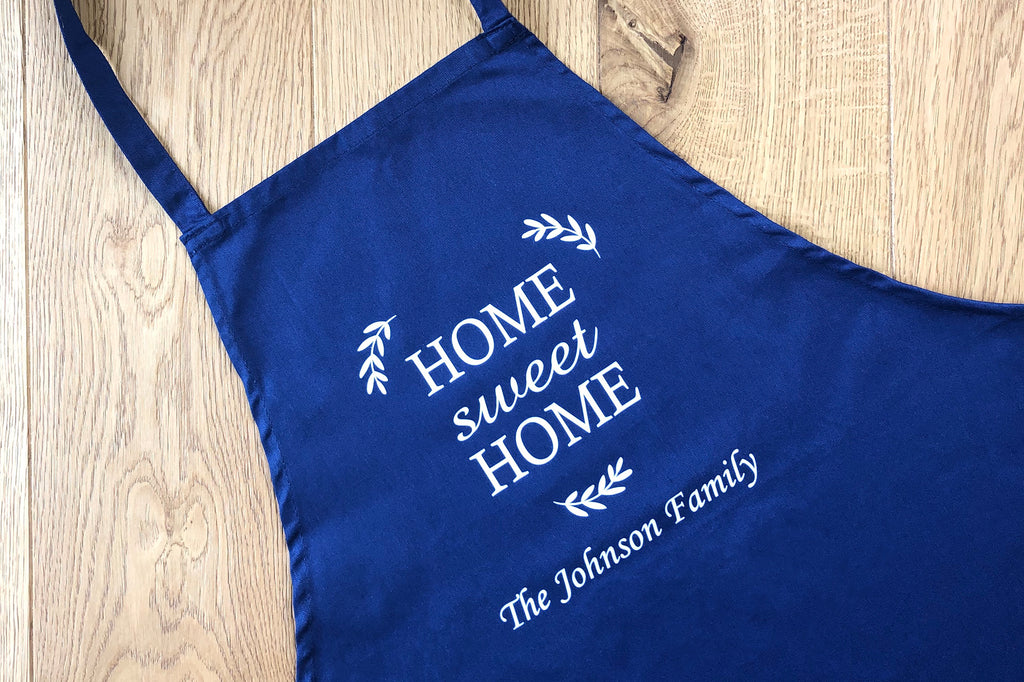 Home Sweet Home Apron