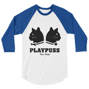 PP Signature 3/4 Sleeve Raglan T, Unisex - 6 Colors