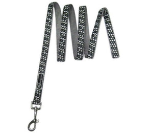 Cat Dog Pet Leash, Retro Modern Polka Dots - 3 Colors