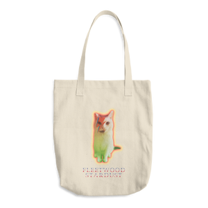 "PP ""Fleetwood Stardust"" All Purpose Cotton Tote"