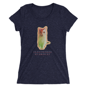 "PP ""Fleetwood Stardust"" Ladies Tri Blend T, 5 Colors"