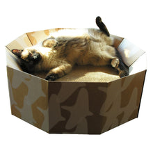 Kittypod Iti Cat Scratcher Bed Lounge