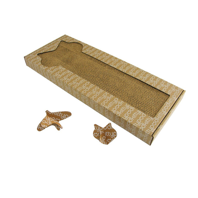 Kittypod Lil Pawpaw Cat Scratcher Lounge