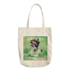 """Meownolord - Empurress Rising"" All Purpose Cotton Tote"