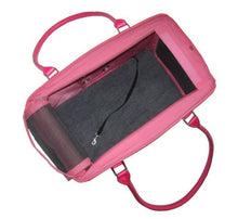 Cat Dog Pet Fashion Carrier, Pink Kelly Travel Bag