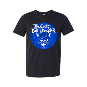 The Black Dahlia Meowder Graphic Tee, Unisex