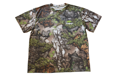Treezyn Early Season Light-Weight Short Sleeve Shirt