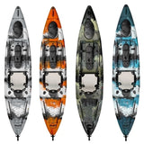 Vibe Sea Ghost 130 Angler Kayak Package - CALL FOR AVAILABILITY