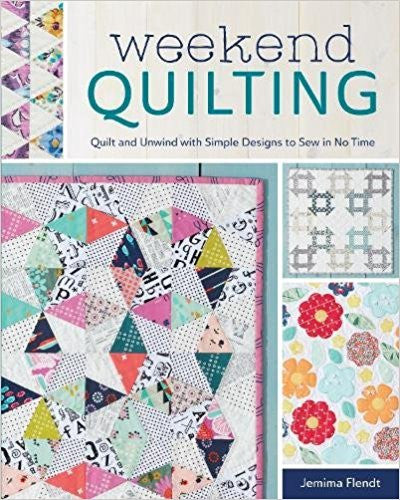 Weekend Quilting - Perfect for this time of year! by Annette