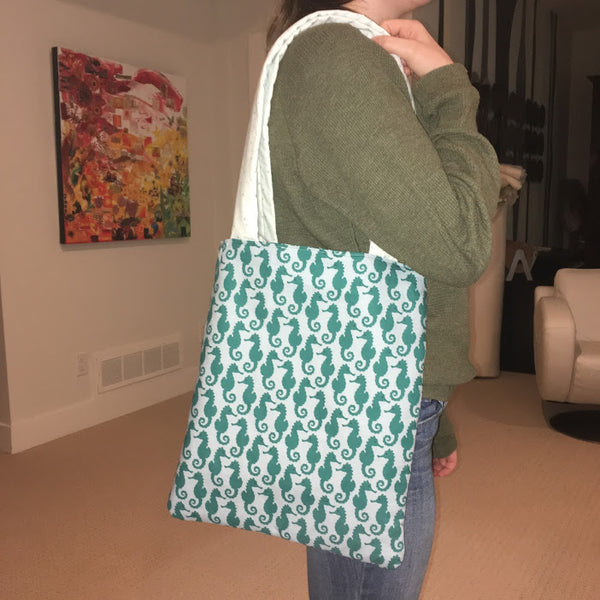 Christmas Sew-Along Project Number 5 - Library Book Bag