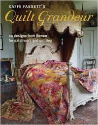 Kaffe Fasset's Quilt Grandeur Book Review by Annette