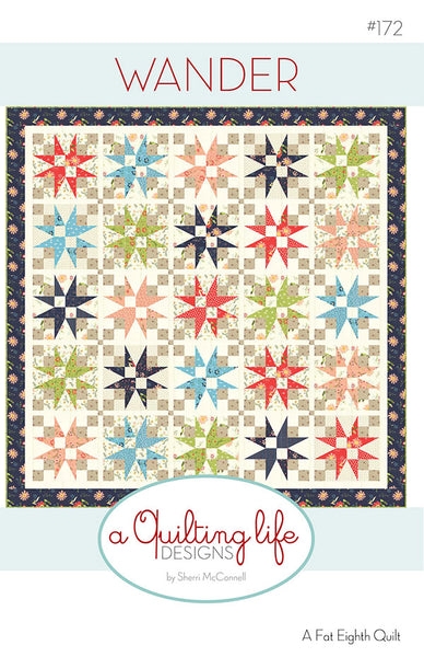Walkabout - Wander Quilt Pattern