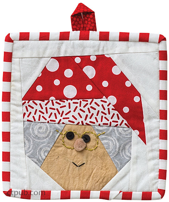 Sew Yourself a Merry Little Christmas - Mix and Match 16 Paper-Pieced Blocks, 8 Holiday Projects