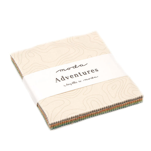 Adventures - Charm Pack