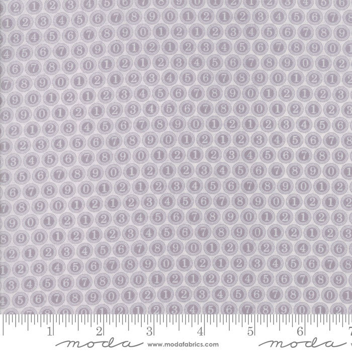 Compositions -  Type Keys in Grey (1/4 metre)