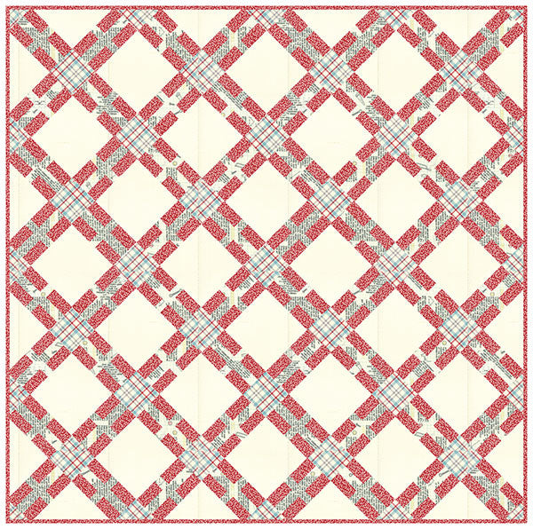 Ladders Quilt Pattern P239
