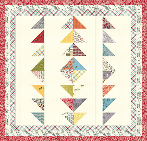The Clubhouse Quilt Kit