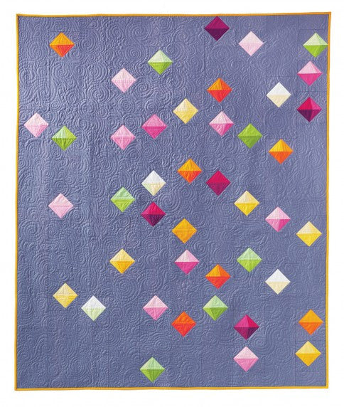 Floating Prisms Quilt Kit