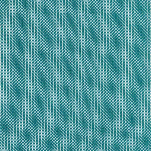 Cotton and Steel Basics - Netorious Teal (1/4 metre)