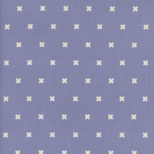Cotton and Steel Basics - XOXO Thistle (Unbleached) (1/4 metre)