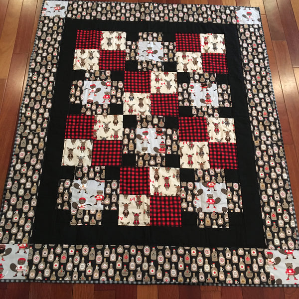 Purely Canadian Eh Quilt Kit