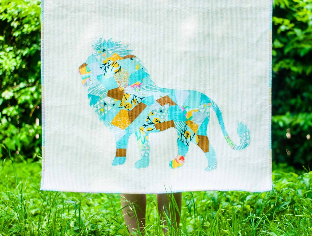 Wild Animals - Create over 30 projects with this single pattern.