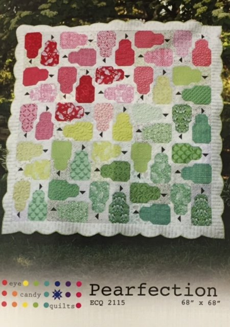 Pearfection Quilt Pattern