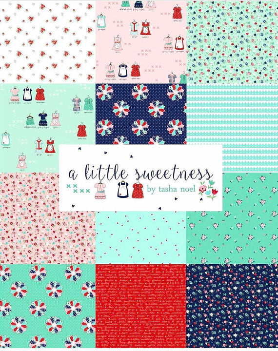 A Little Sweetness - Charm Pack
